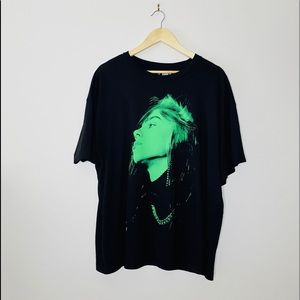 Billie Eilish Oversized T-Shirt Size L